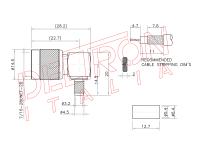 TNC-07F-1-TGN - Deltron Italia